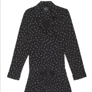 Rails Scribble Star Pajama Set Small NWT